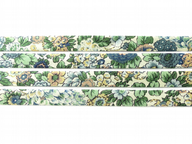 Elysian S - Liberty fabric bias binding, sewing supplies