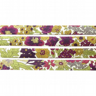 Margaret Annie C - Liberty fabric bias binding, haberdashery supplies