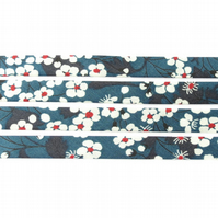 Mitsi A - Liberty fabric bias binding, haberdashery supplies