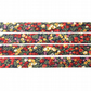 Wilmslow Berry A - Liberty fabric bias binding, fabric trim, haberdashery