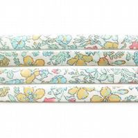 Meadow N - floral Liberty fabric bias binding, haberdashery