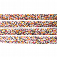 Pepper K - Liberty fabric bias binding, haberdashery sewing shop