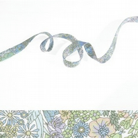 Margaret Annie E - Liberty fabric bias binding, haberdashery supplies