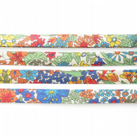 Margaret Annie A - Liberty fabric bias binding, haberdashery supplies