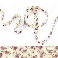 Nina J - Liberty fabric bias binding, haberdashery supplies