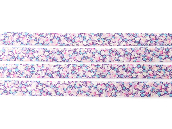 Pepper L - Liberty fabric bias binding, haberdashery sewing shop