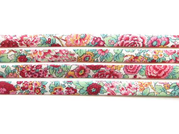 Elysian H - Liberty fabric bias binding, sewing supplies