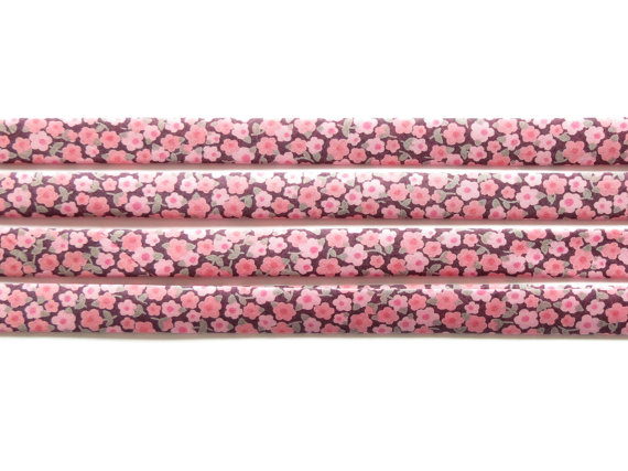 Penny C - Liberty fabric bias binding, sewing supplies, fabric trim