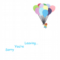 Sorry You're Leaving... (Boy)