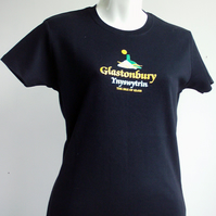 "T-Shirt Glastonbury - Women's Large (37"")"