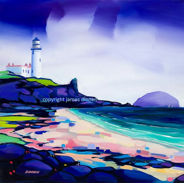 Turnberry Lighthouse  (Free UK Postage)