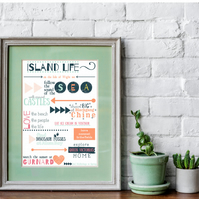 Personalise poster- any theme