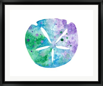 Sand Dollar - Print of Original Watercolour painting