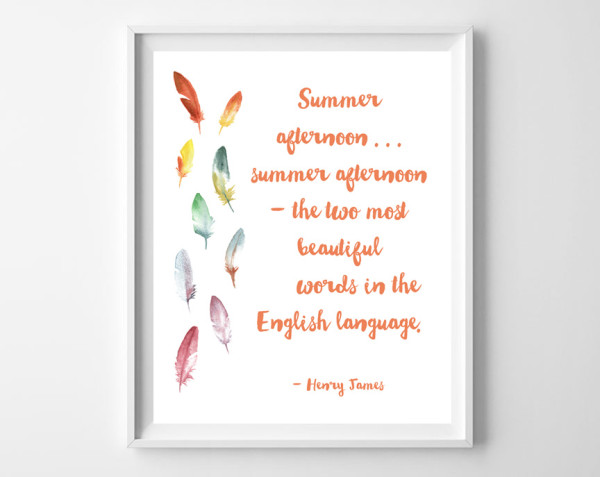 Instant Download - ' Summer Afternoon'