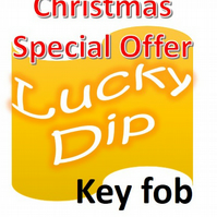 Try our LUCKY DIP Key Fob!