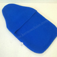 Hot water bottle cover in blue fleece