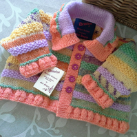 Baby Girl's Jacket 3-9 months