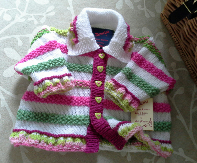Baby Girls Jacket 6-12 months
