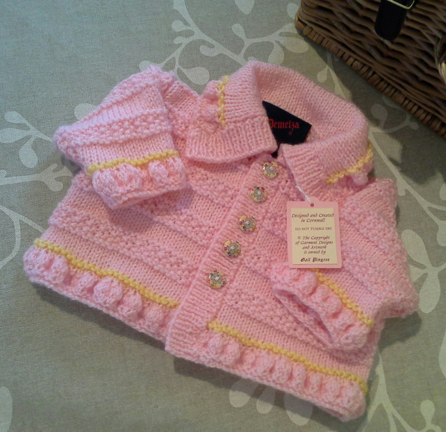 Baby Girls Cardigan 0-6 months