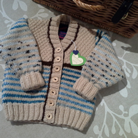 Baby Boys Cardigan 12-18 months Size