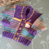 Baby Girls Cardigan  6-12 months size