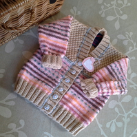 Baby Girls Cardigan  12-18  Months Size