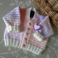 Baby Girl's Cardigan  6- 12 months size