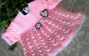 Unique Baby Knitted Dresses