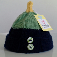 Baby Boys Newborn Hat