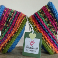 Unisex Baby Booties  6-9 months size