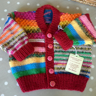 Unisex Baby Cardigan  6-12 months size