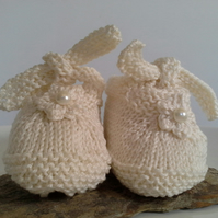 Luxery Pure Cotton Summer Baby Shoes  0-6 months size