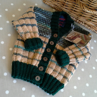 Baby Boys Cardigan  9-18 month size