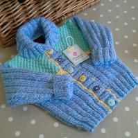Unisex Baby Cardigan  3-9 months size