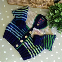Baby Boy's Cardigan  6-12 months size