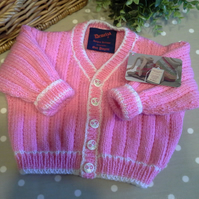 Baby Girl's Cardigan  9-18 months size