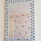 Mosaic Wall Mirror in Grey & Silver Bathroom Mirror