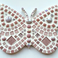 Mosaic Butterfly Craft Kit, DIY Adult Child Craft Gift, Stocking Filler