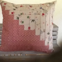 Super log cabin cushion