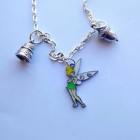 Tinkerbell Friendship Necklace