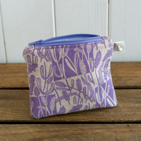 Lavender Purse - small