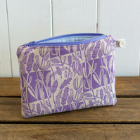Lavender Purse - medium