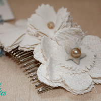 'Irregular Choice' Inspired Hair Comb