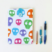 Skull print IPad mini cover