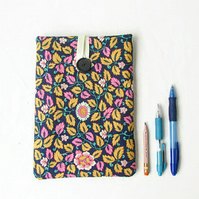 Padded fabric IPad mini 4 case