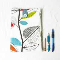 Leaf print IPad sleeve