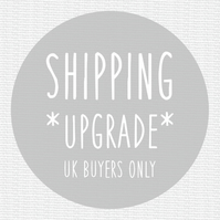 Special Delivery Shipping Upgrade (UK only)
