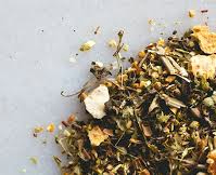 Orange & Ginger Yerba Mate Tea. A great taste and it is good 4U!