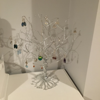 Jewellery wire tree
