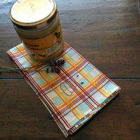 Honey Bee Handkerchief